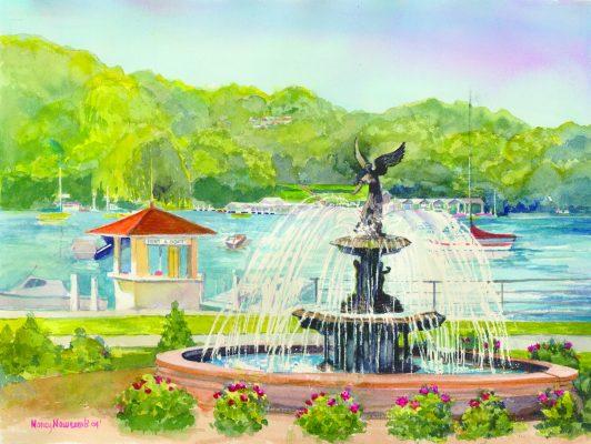 Driehaus Family Fountain