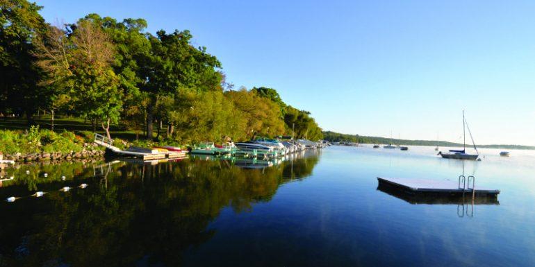 Tragic Fishing Accident In Lake Geneva >> The Potawatomi At Geneva Lake At The Lake Magazine