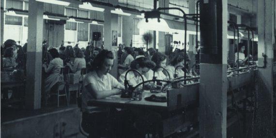 Women in World War II