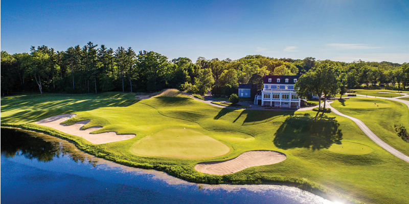 Eight Unforgettable And Unforgivable Golf Holes At The Lake Magazine