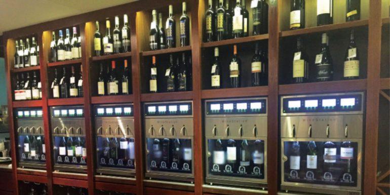 wine dispensary